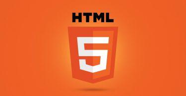 HTML 5 Dersleri