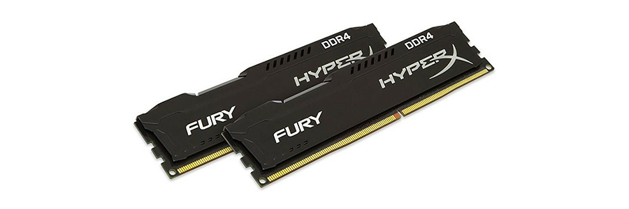 Kingston-8GB-HyperX-Fury-Black-DDR4